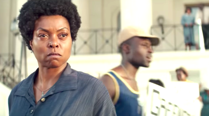 The Best Of Enemies (2019), Taraji P. Henson