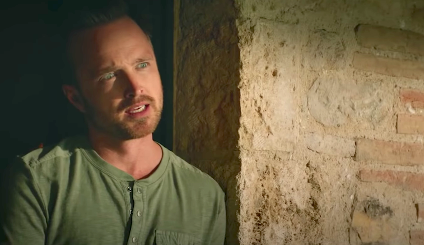 Welcome Home (2018), Aaron Paul