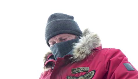Arctic (2018), Mads Mikkelsen