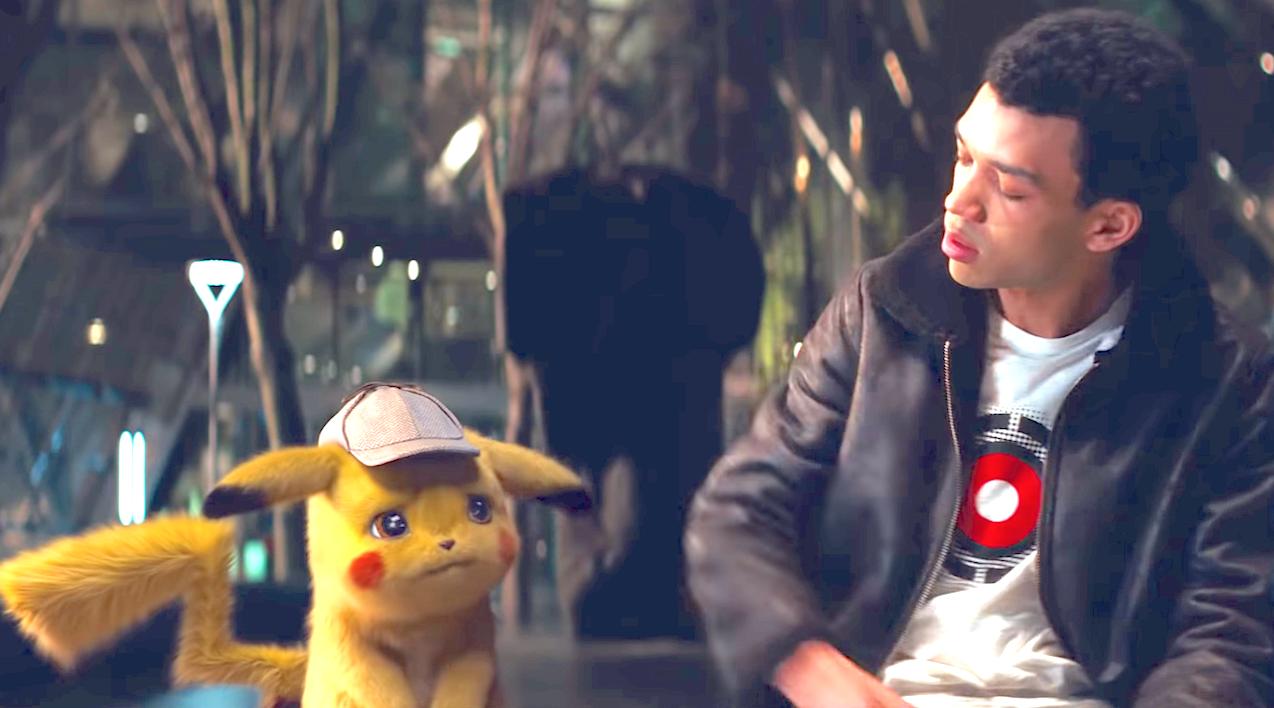 Pokémon Detective Pikachu (2019), Ryan Reynolds, Justice Smith
