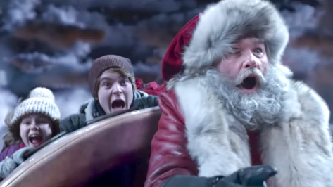The Christmas Chronicles (2018), Darby Camp, Judah Lewis, Kurt Russell
