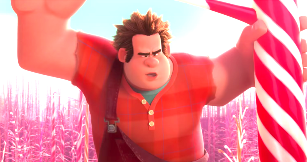 Wreck It Ralph (2012), John C. Reilly