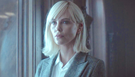 Atomic Blonde (2017), Charlize Theron