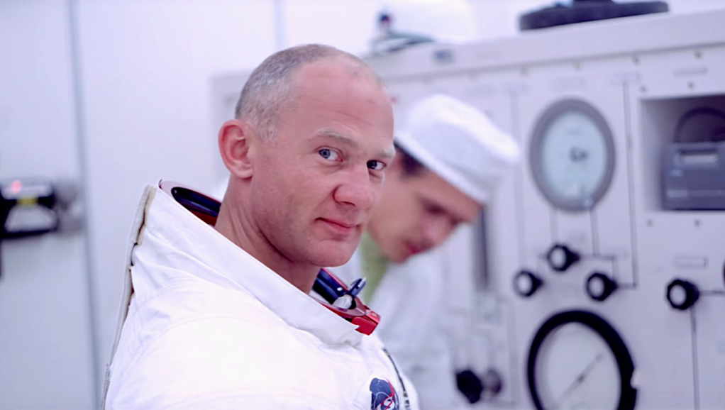 Apollo 11 (2019), Buzz Aldrin