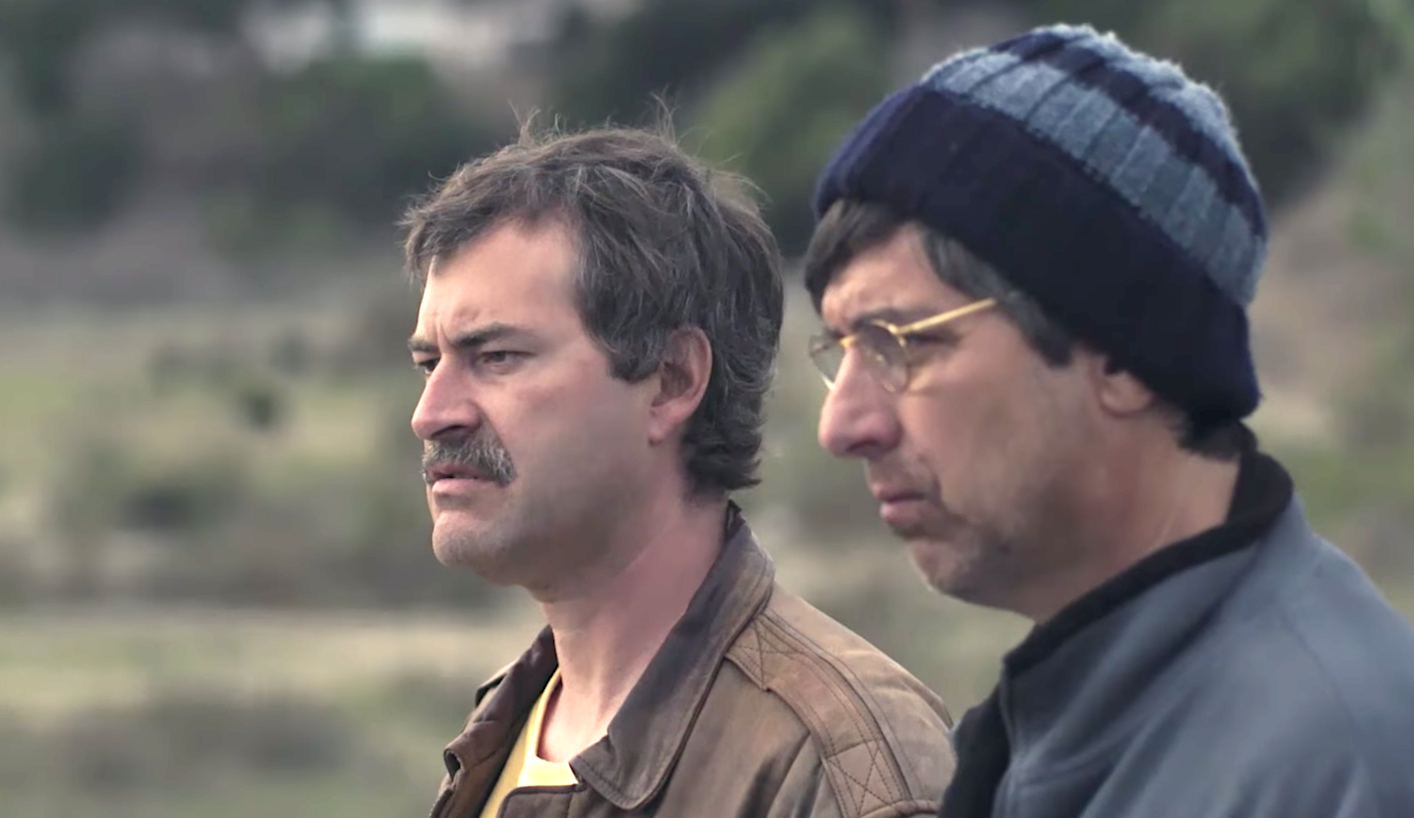 Paddleton (2019), Mark Duplass, Ray Romano