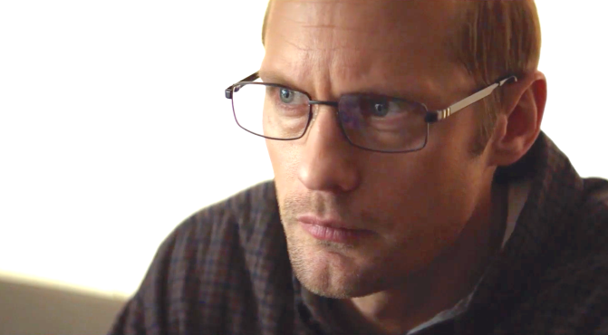 THE HUMMINGBIRD PROJECT (2019): New Trailer From Jesse Eisenberg,  Alexander Skarsgård, Salma Hayek…