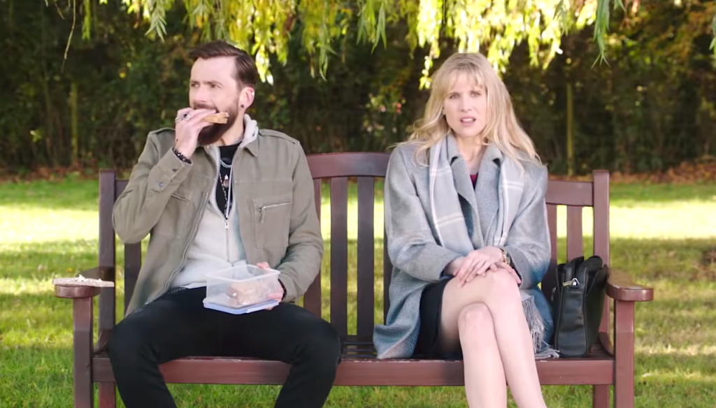 You, Me & Him (2017), Lucy Punch, David Tennant