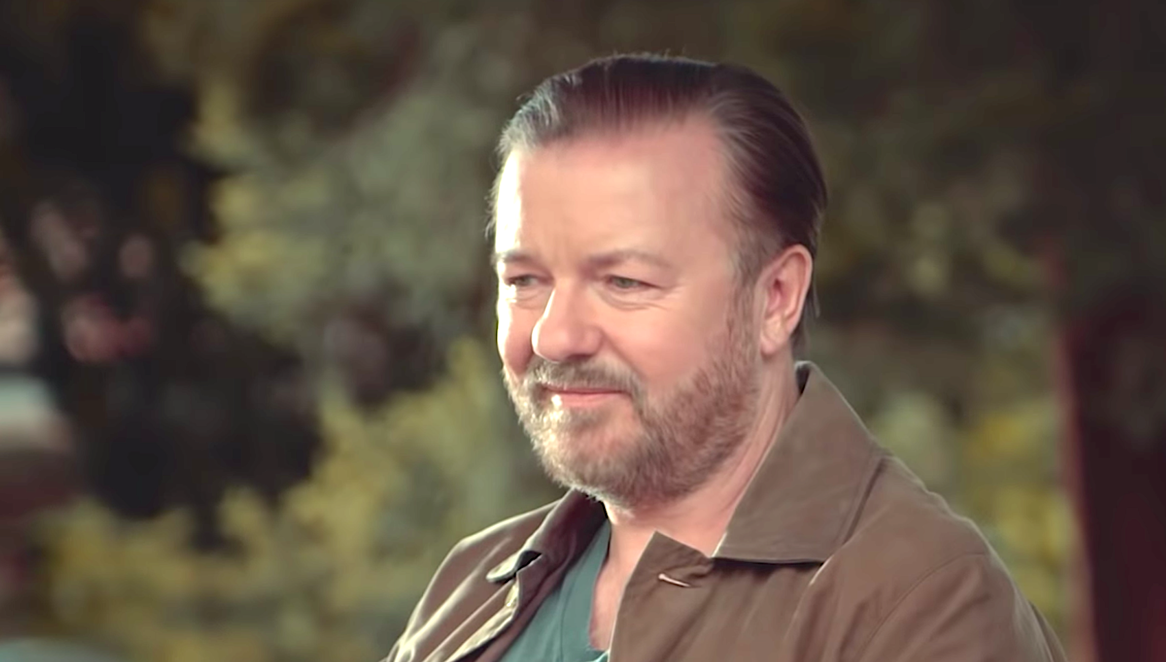 Comedian Ricky Gervais Reflects On Epic Golden Globes ... |Ricky Gervais Movies