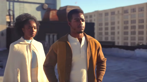 If Beale Street Could Talk (2018), KiKi Layne, Stephan James