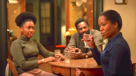 If Beale Street Could Talk (2018), Teyonah Parris, Colman Domingo, Regina King