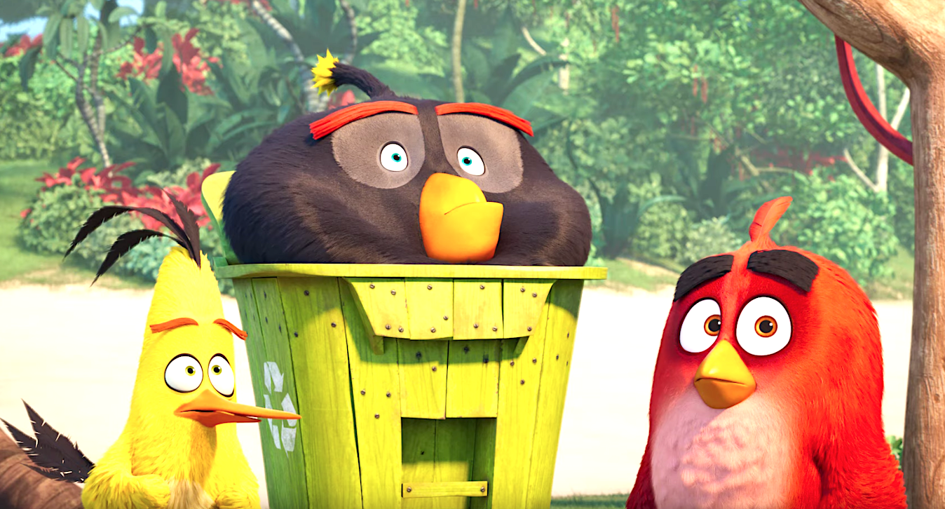 THE ANGRY BIRDS MOVIE 2 (2019): New Trailer From Jason ...