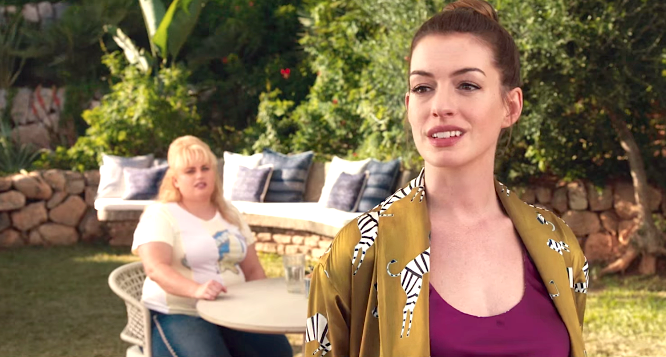 The Hustle (2019), Rebel Wilson, Anne Hathaway