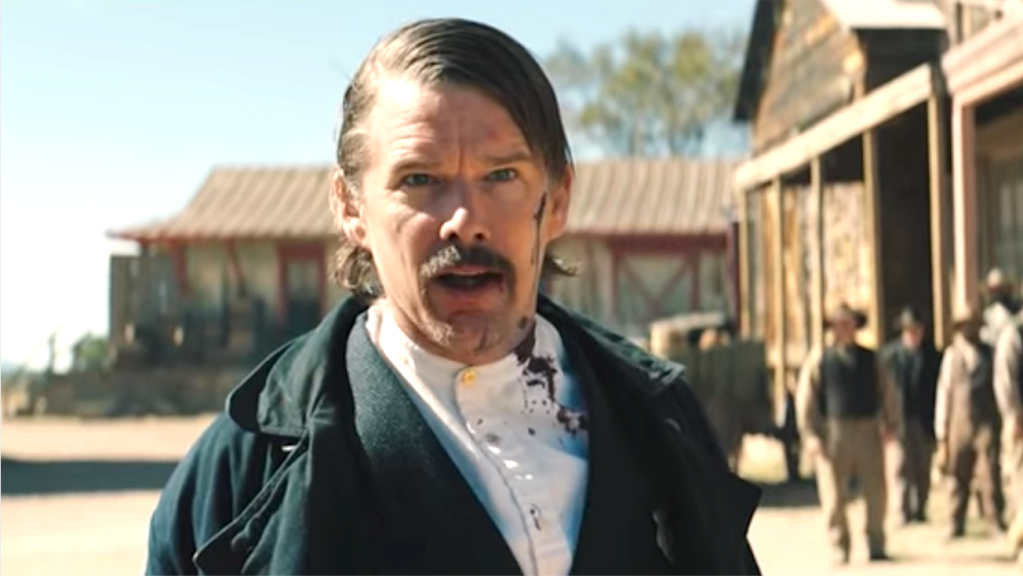 The Kid (2019), Ethan Hawke, Lionsgate Movies