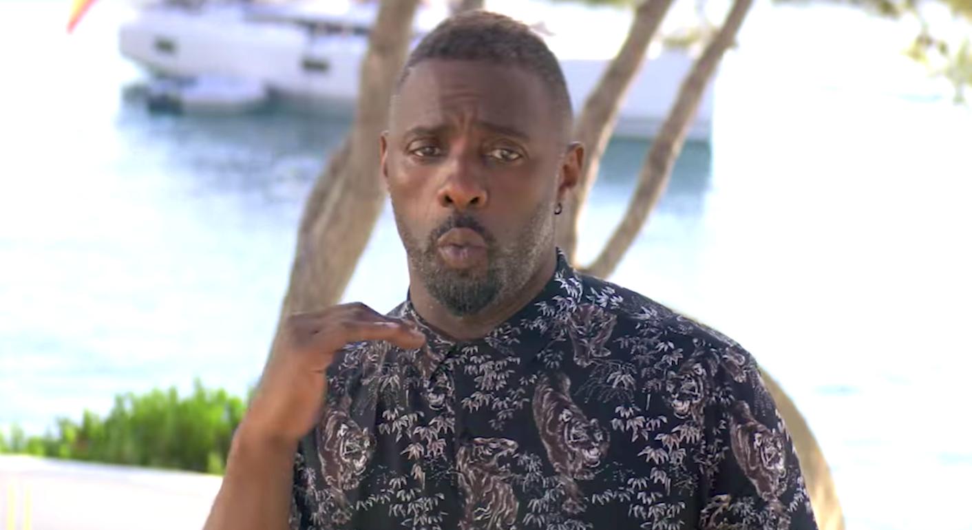 Turn Up Charlie (2019), Idris Elba