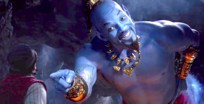 Aladdin (2019), Will Smith, Walt Disney Studios