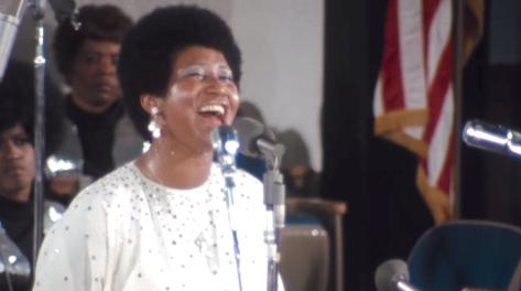 Amazing Grace (2019)/ Aretha Franklin, NEON