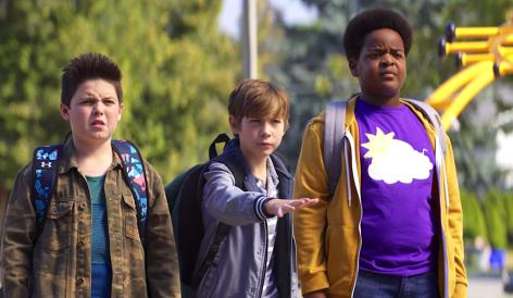 Good Boys (2019), Brady Noon, Jacob Tremblay, Keith L. Williams, Universal Pictures
