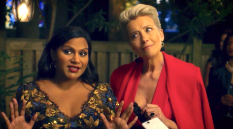 Late Night (2019), Mindy Kaling, Emma Thompson