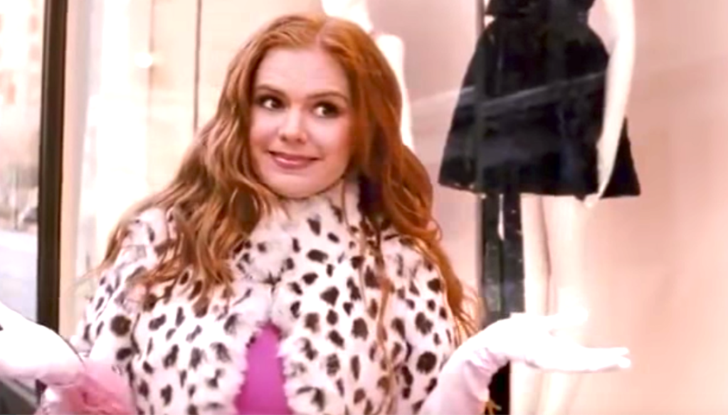 Confessions Of A Shopaholic (2009), Isla Fisher