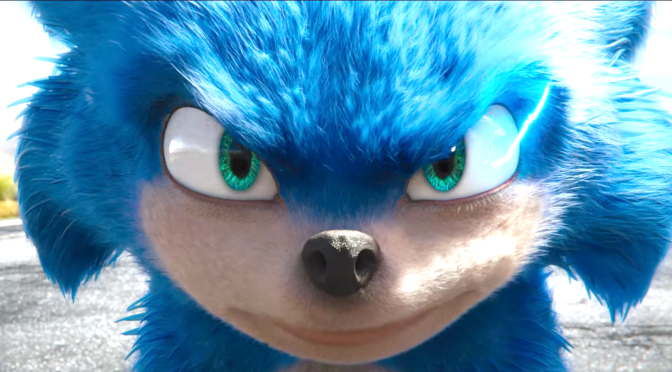 SONIC THE HEDGEHOG  (2020): New Trailer From  Jim Carrey, James Marsden, Neal McDonough, Ben Schwartz…