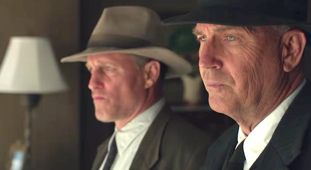 The Highwaymen (2019), Woody Harrelson, Kevin Costner
