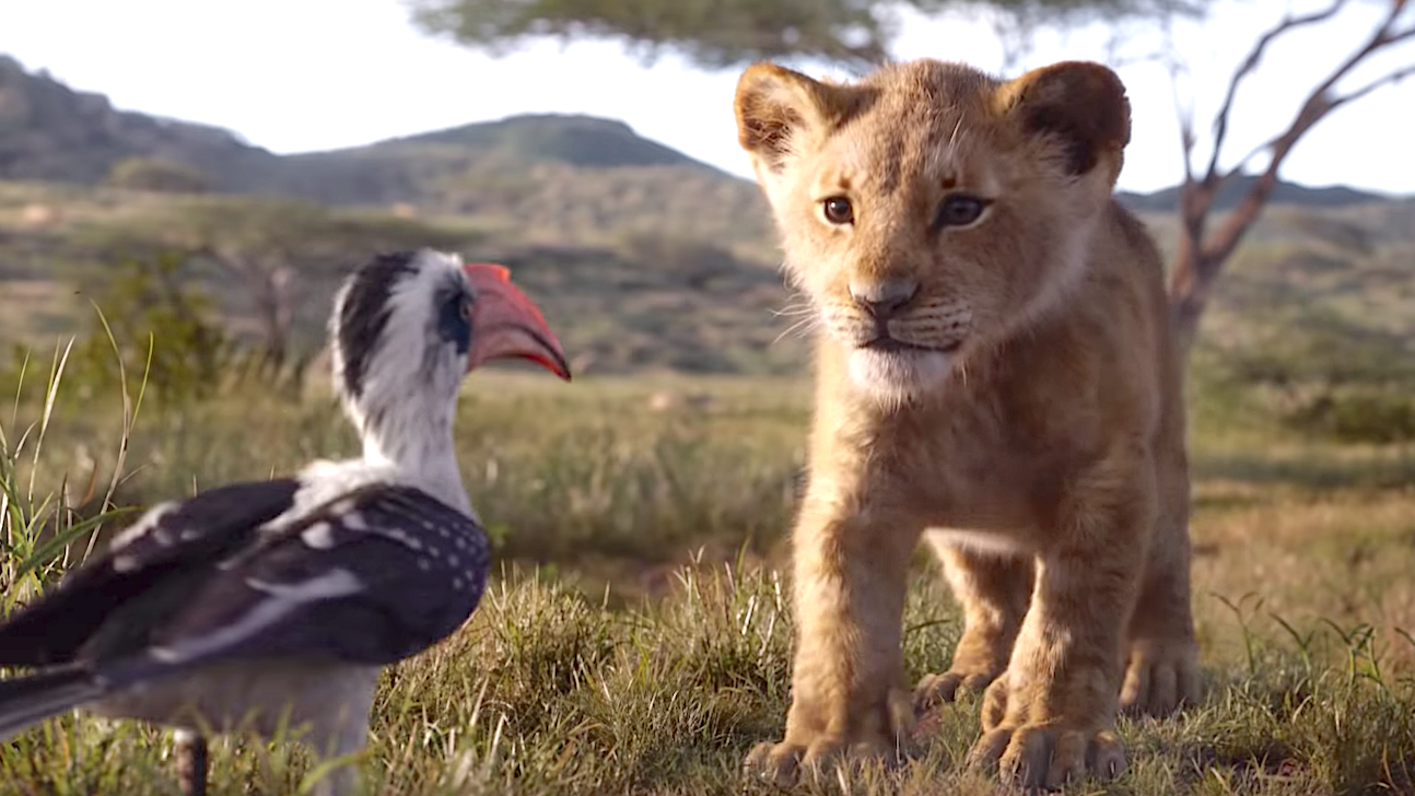 the lion king  2019   new official trailer starring james