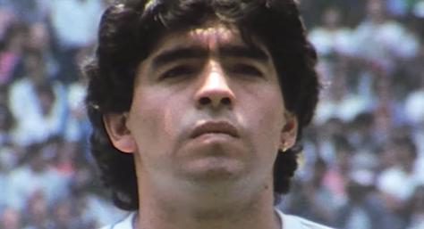 Diego Maradona (2019), Film4
