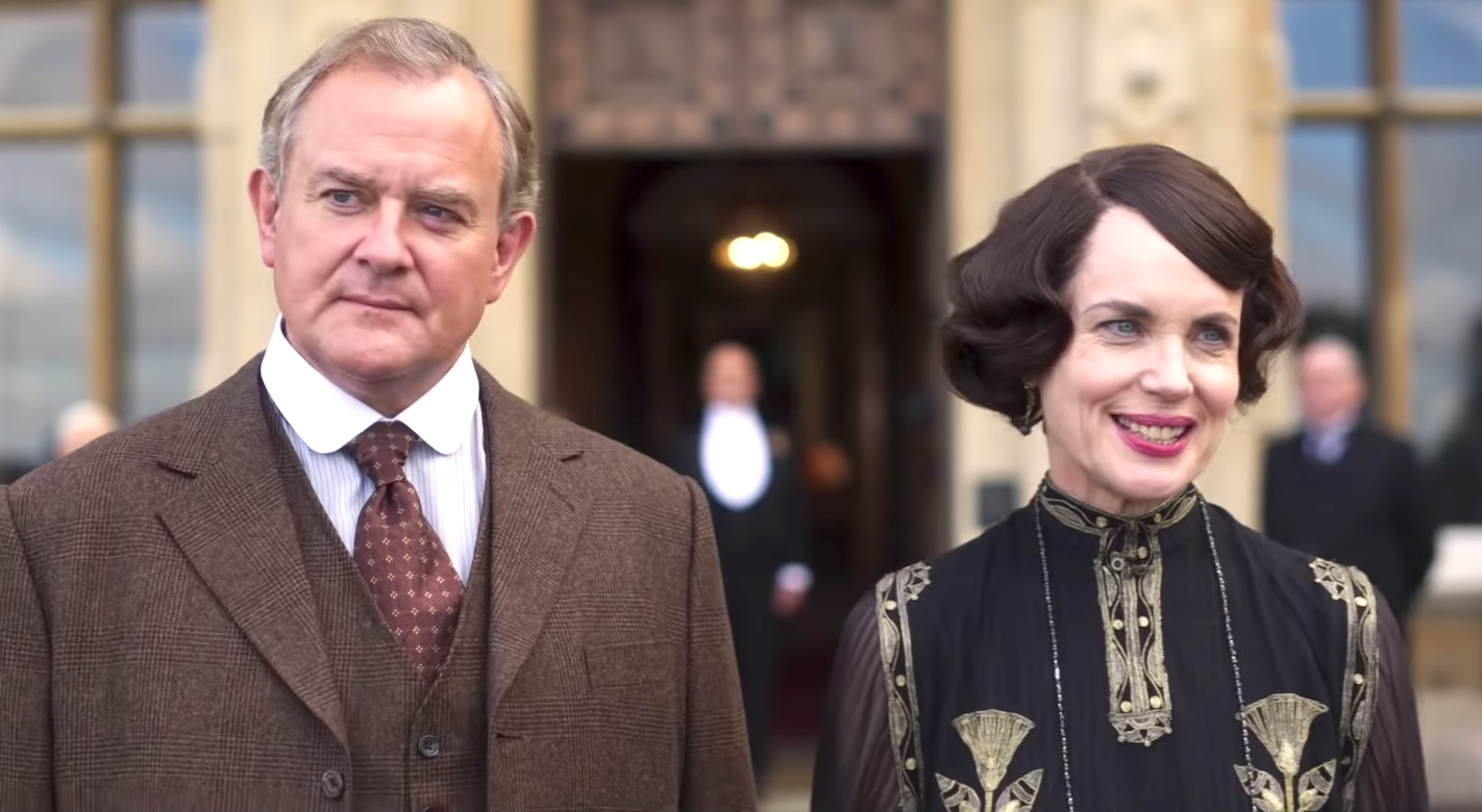 Downton Abbey (2019), Hugh Bonneville, Elizabeth McGovern