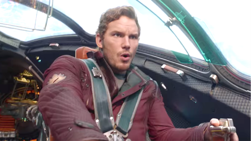 Guardians Of The Galaxy (2014), Chris Pratt