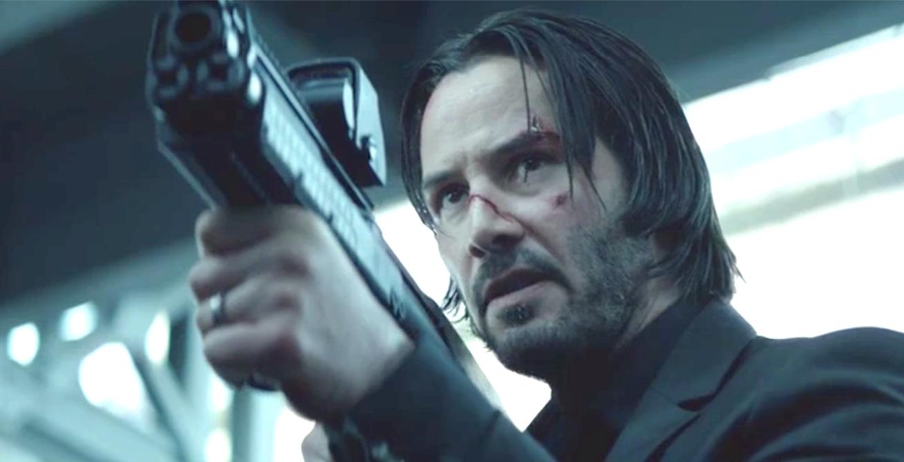 John Wick (2014), Keanu Reeves, Lionsgate