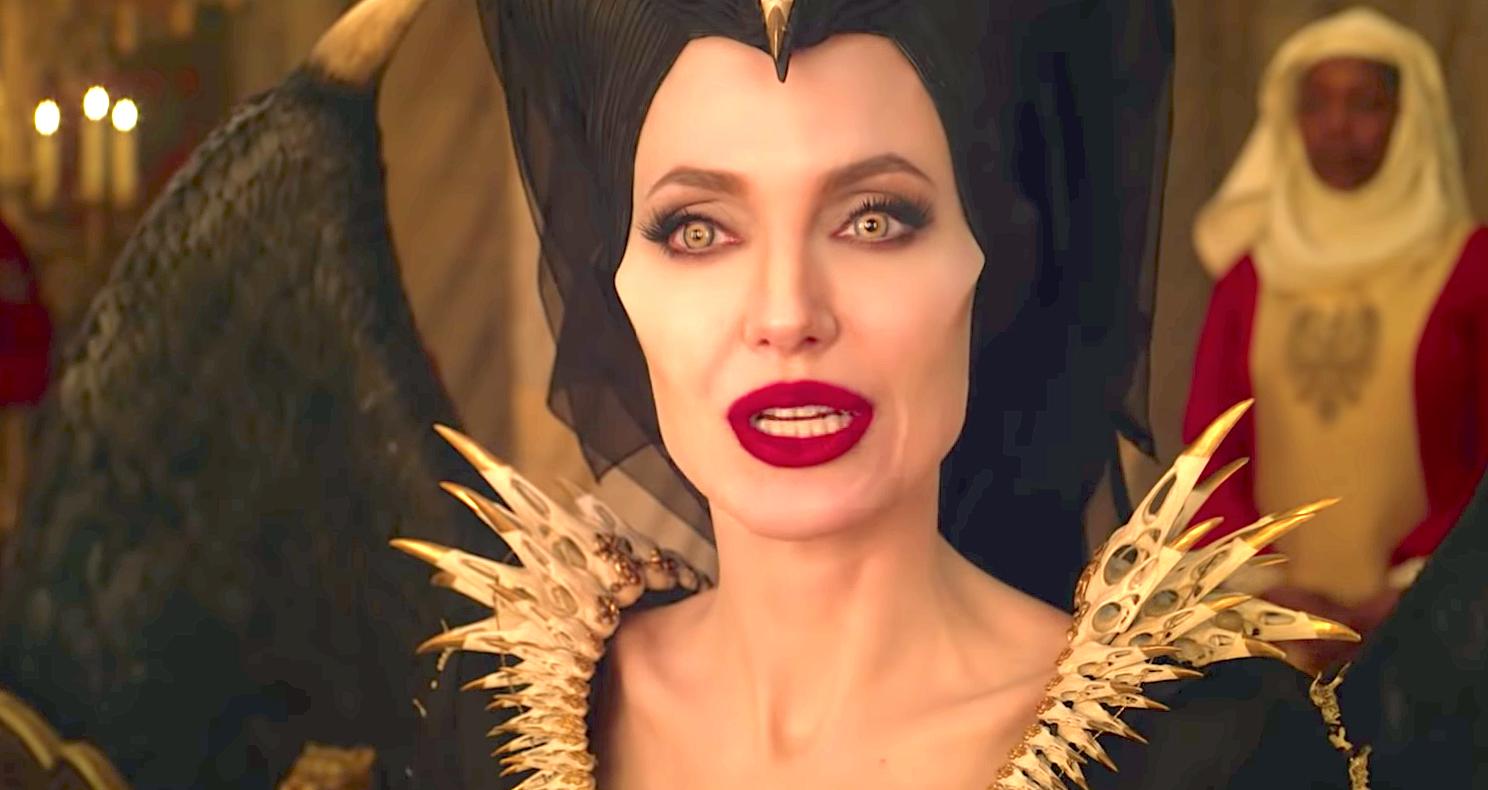 Maleficent Mistress Of Evil 2019 New Trailer From Angelina Jolie Michelle Pfeiffer Elle Fanning Ed Skrein The Movie My Life