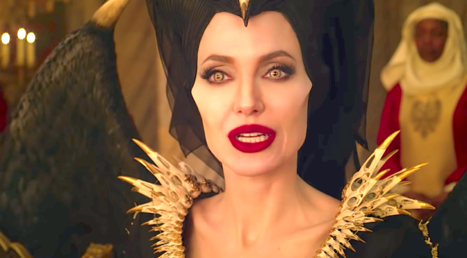 Maleficent - Mistress Of Evil (2019), Angelina Jolie, Walt Disney Studios