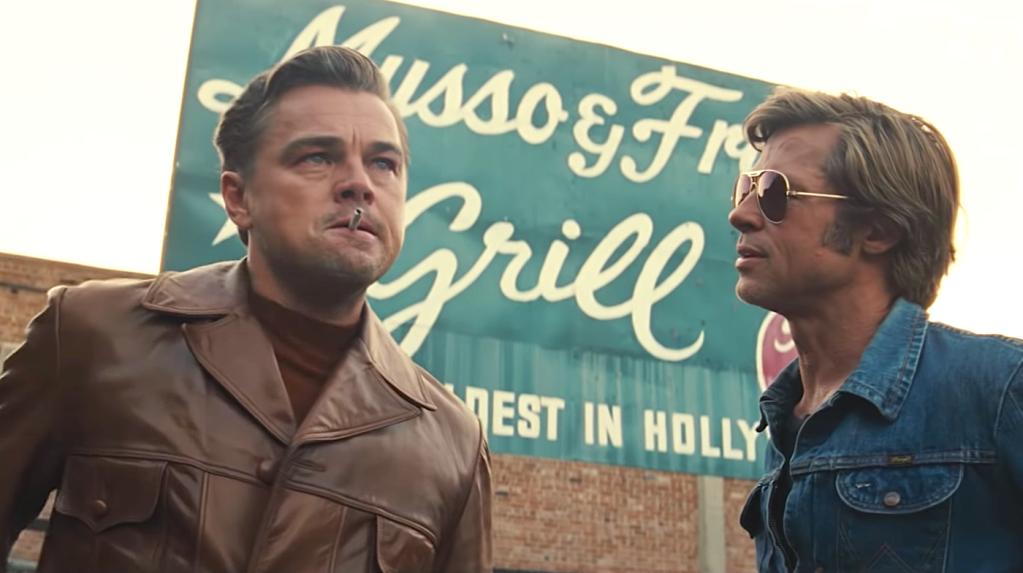 Once Upon A Time In Hollywood (2019), Leonardo DiCaprio, Brad Pitt, Sony Pictures Entertainment