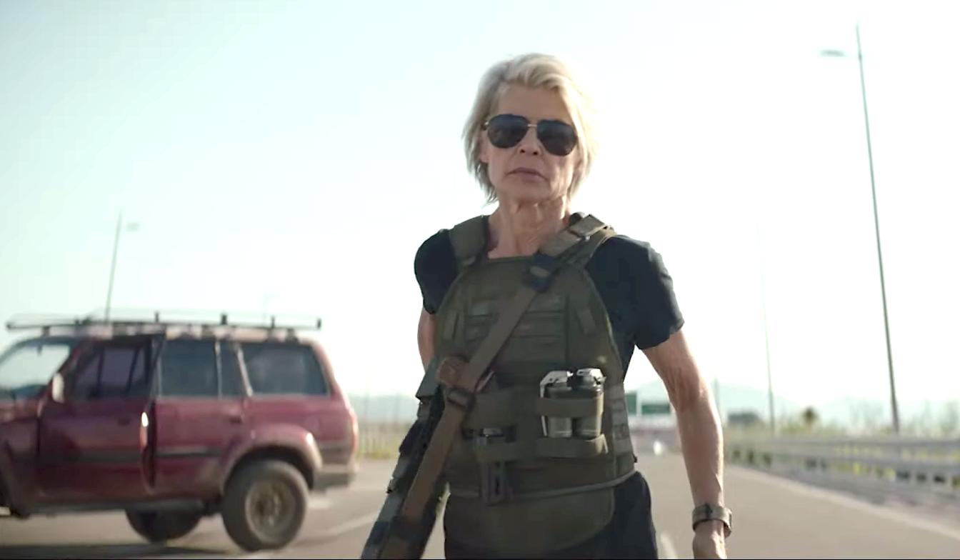 Terminator - Dark Fate (2019), Linda Hamilton, Paramaount Pictures