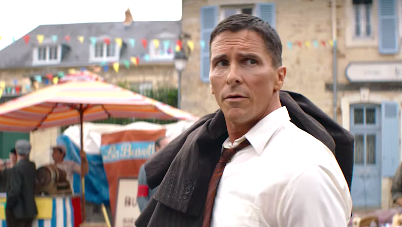 FORD V FERRARI (2019): New Trailer From Christian Bale