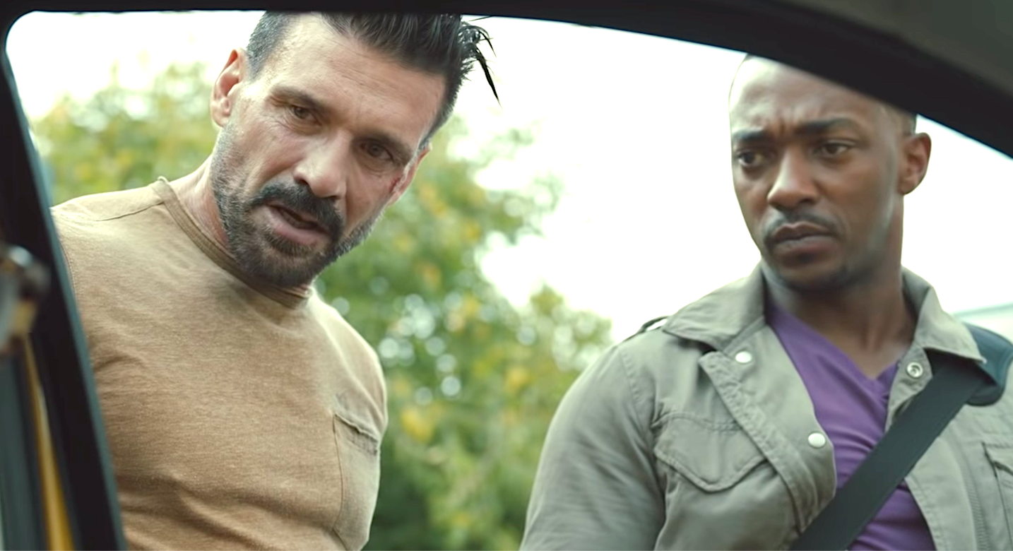 Point Blank (2019), Frank Grillo, Anthony Mackie