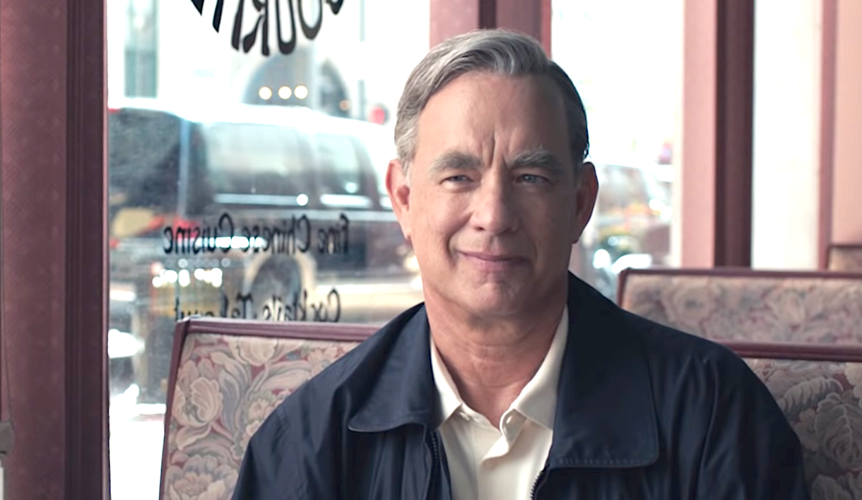 A Beautiful Day in the Neighborhood (2019), Tom Hanks