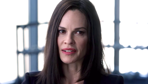 Hilary Swank (2019), The Hunt, Universal Pictures