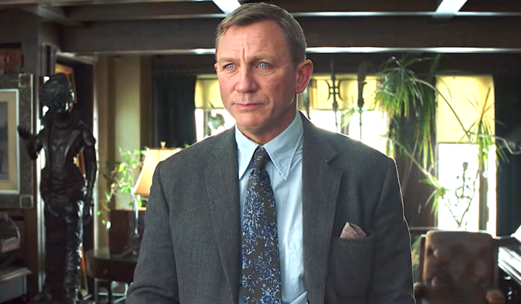 Knives Out (2019) Daniel Craig, Lionsgate Movies