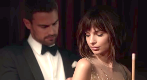 Lying And Stealing (2019), Theo James, Emily Ratajkowski, Vertical Entertainment US