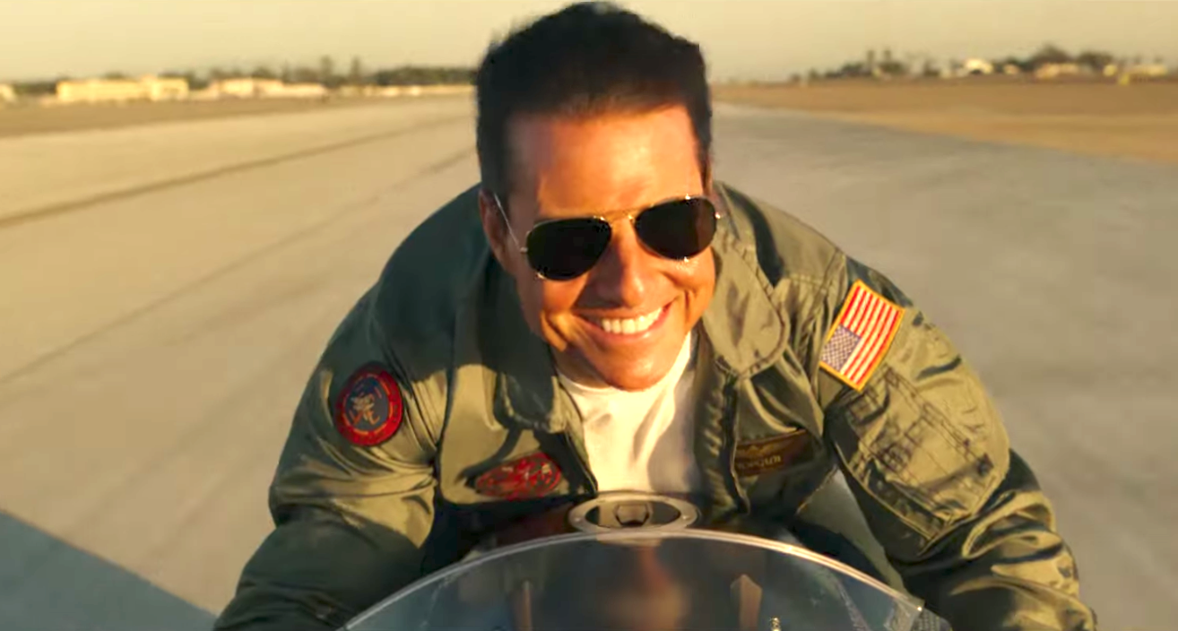 Top Gun (2020), Tom Cruise, Paramount Pictures