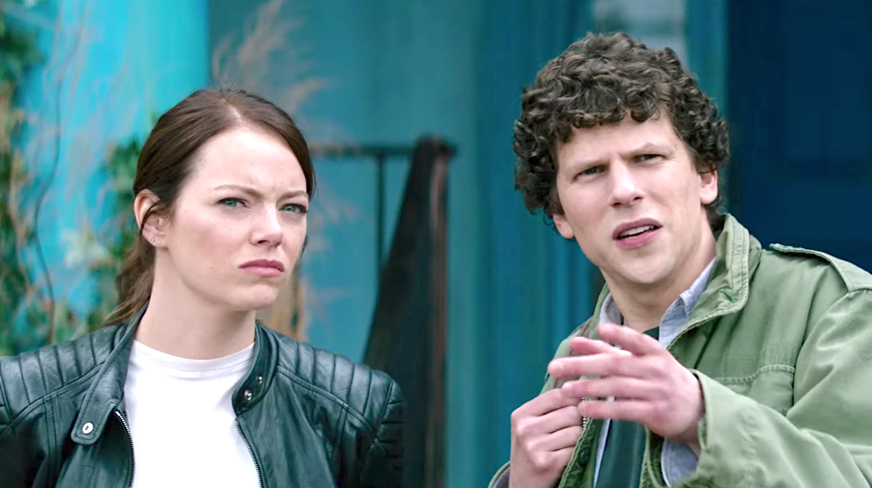 Zombieland - Double Tap (2019): Emma Stone, Jesse Eisenberg, Sony Pictures Entertainment