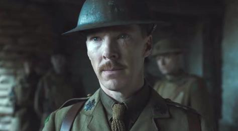 1917 (2019), Benedict Cumberbatch, Universal Pictures