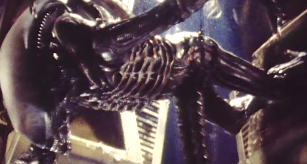 Memory - The Origins Of Alien (2019), Madman Films