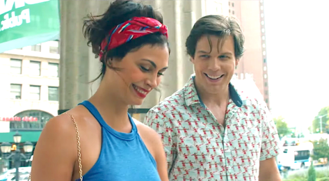 Ode To Joy (2019), Morena Baccarin, Jake Lacy