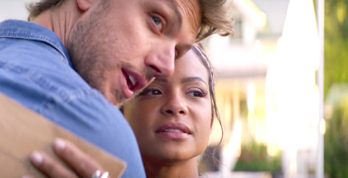 Falling Inn Love (2019), Adam Demos, Christina Milian, Netflix