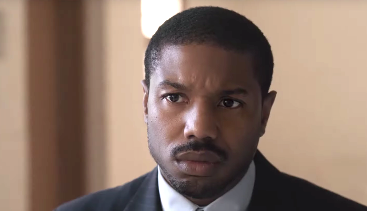 Just Mercy (2019), Michael B. Jordan, Warner Bros.