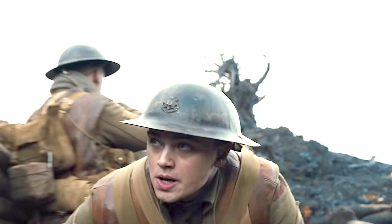 1917 (2019), Dean-Charles Chapman, Universal Pictures