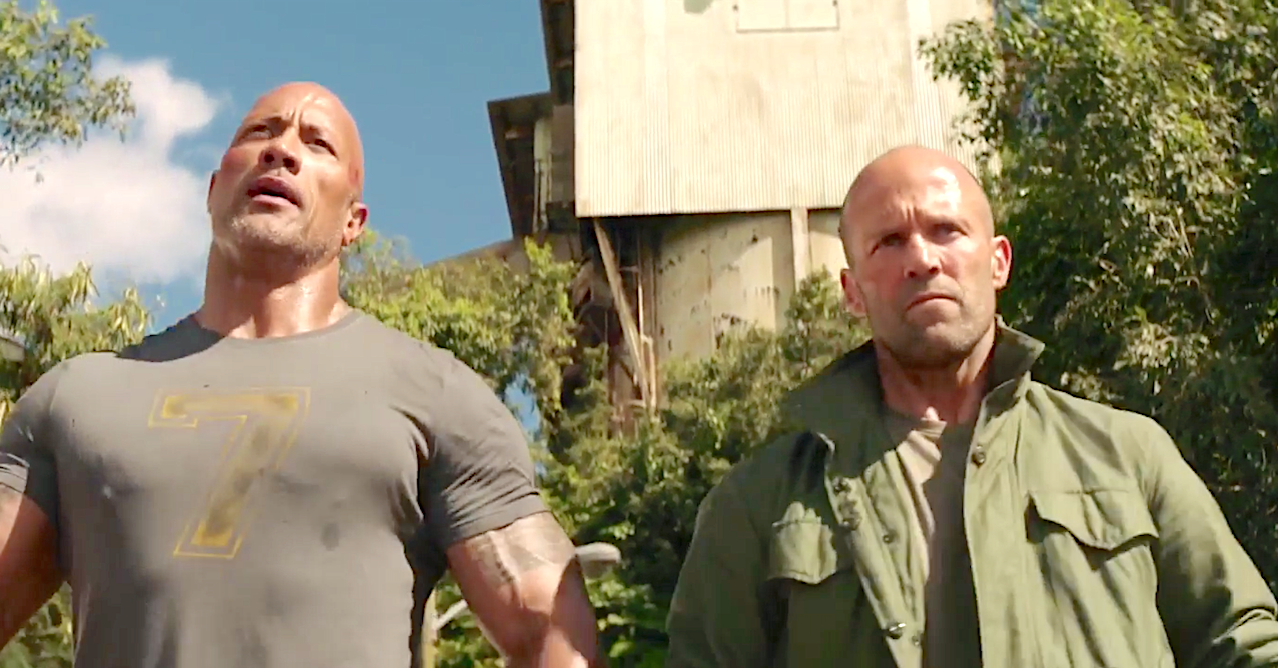 Fast & Furious Presents - Hobbs & Shaw (2019), Jason Statham