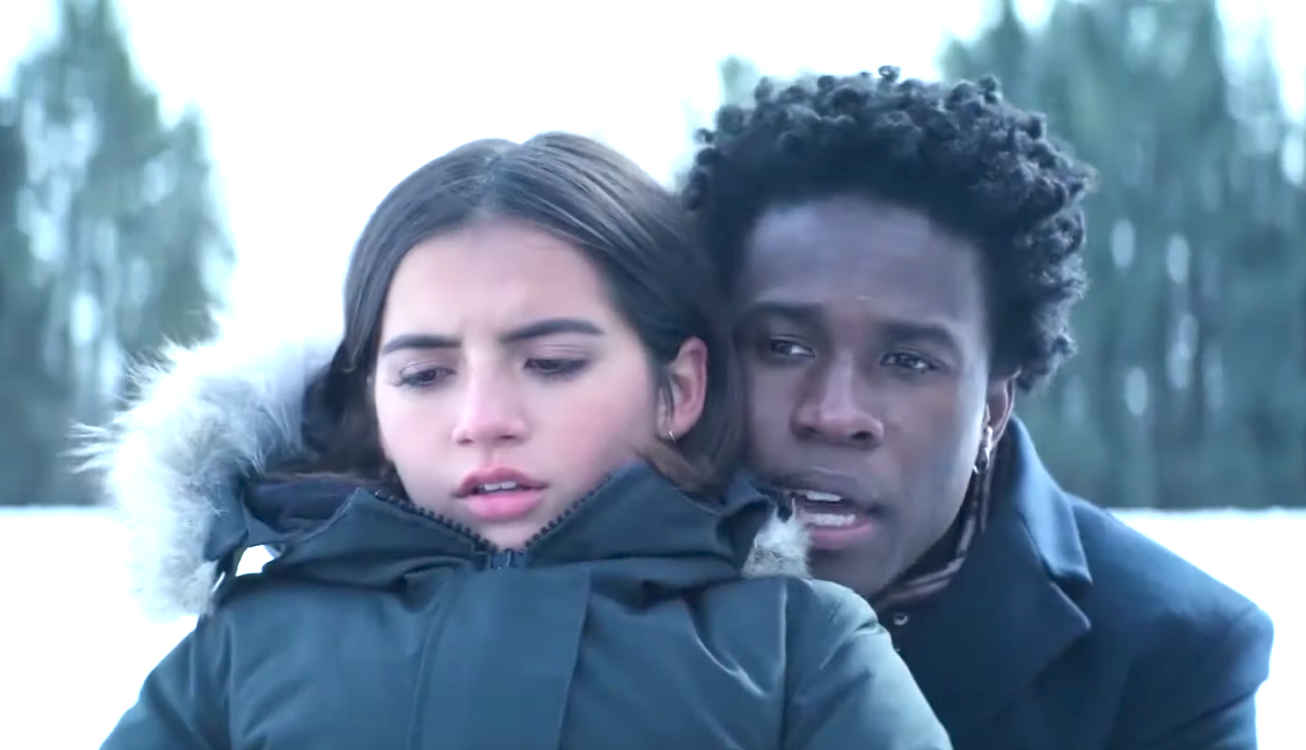 Let It Snow (2019), Shameik Moore, Isabela Moner, Netflix